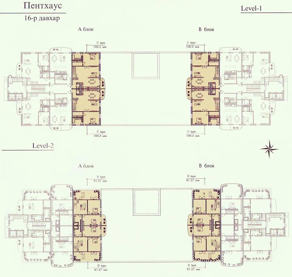 Penthouse A хувилбар