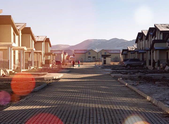 Монгол Хаус хотхон